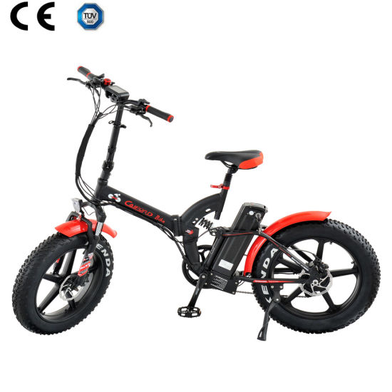 48V 20ah 20inch New Fat Tire Electric Bike with 500W Motor pictures & photos