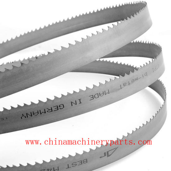Kanzo Bimetal M42 M51 and Tct Wood Bandsaw Blade in High Quality pictures & photos