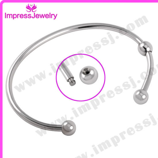 Heart/Tag Charms Bracelet Pulseras Mujer Pulseiras Ashes Jewelry Stainless Steel pictures & photos