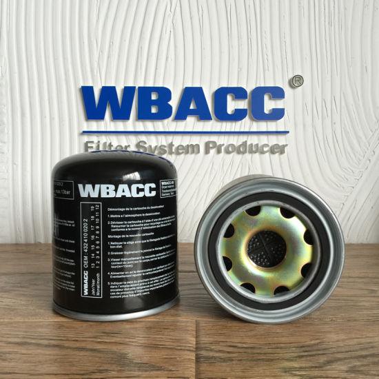 Wbaco Truck Air Dryer Cartridge for 4324100202 Caterpillar 2032389