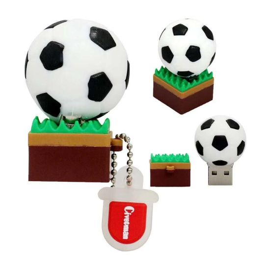 Newest Silicon USB Flash Drive Cartoon USB Stick pictures & photos