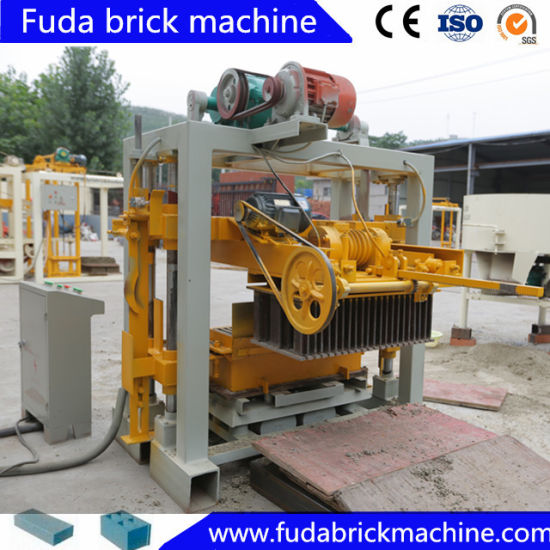 Cheap Price Building Construction Equipment Qt4-35b Block Moulding Machine pictures & photos