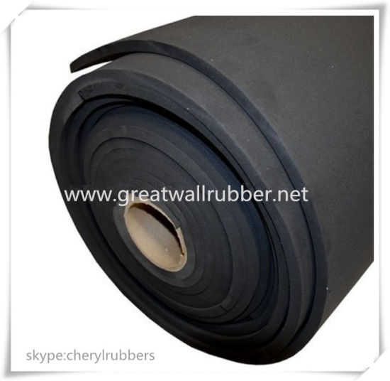 Great Wall Sponge Rubber Sheet, Foam Rubber Mat, Foam Rolls pictures & photos