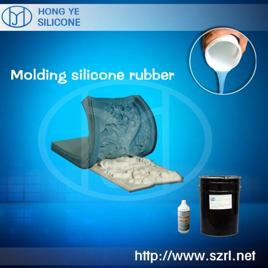 Gypsum Decoration Moulding Silicone Rubber with Free Sample