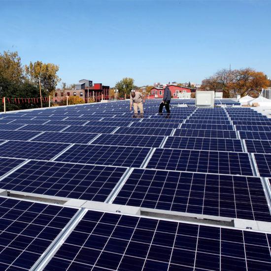 China Energy Storage 12kw 15kw 18kw Solar System with