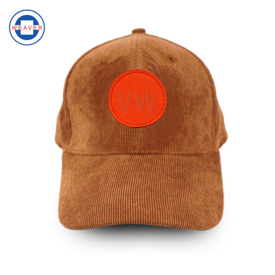 Wholesale New Custom Fashion Embroidery Velvet Baseball Cap Hat