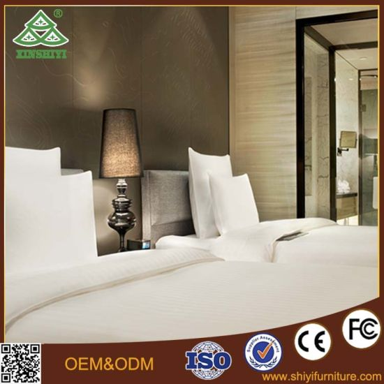 Hotel Standard Room Furniture/Hotel Custom Made Bedroom Set/Modern Hotel Bedroom Suites Furniture pictures & photos