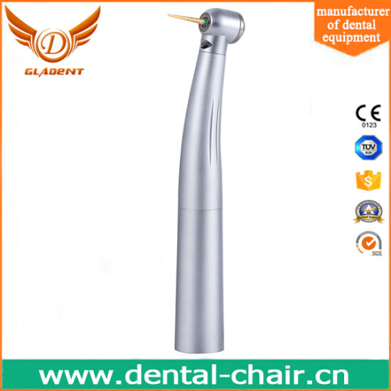 Fiber Optic LED E-Generator High Speed Dental Handpiece pictures & photos