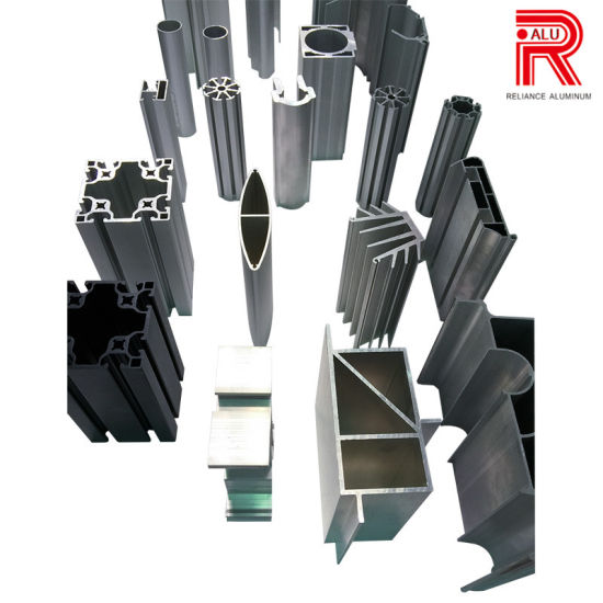 Aluminum/Aluminium Extrusion Profiles of Heat Sink for Industrial pictures & photos