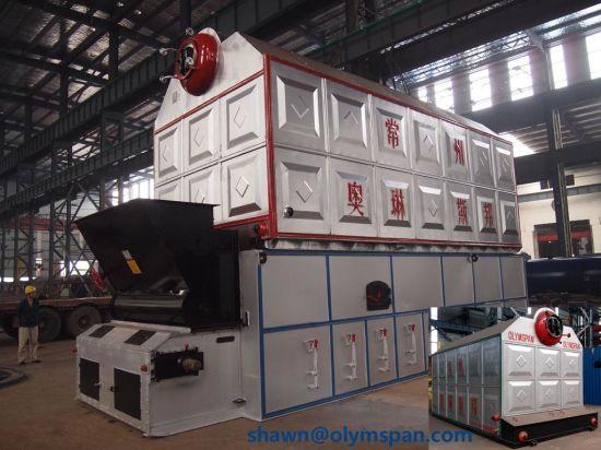 China Szl20-1.25-M Biomass-Fuel Steam/Hot-Water Boiler - China Coal ...