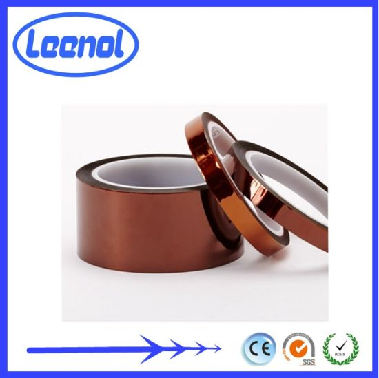 Ln-1507027 High Temperature Heat Antistatic ESD PCB Polyimide Tape