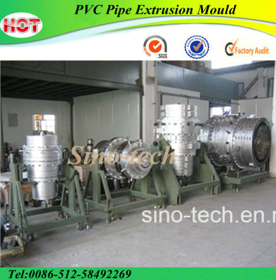 HDPE/PVC Pipe Extrusion Mould/Die Head (PIPE MOULD) pictures & photos