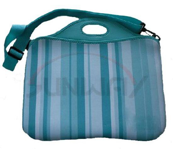 Waterproof Shockproof Neoprene Laptop Case Computer Bag (PC011)
