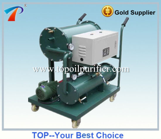 Portable Waste Light Fuel Oil Vacuum Filter Machine (TYB) pictures & photos