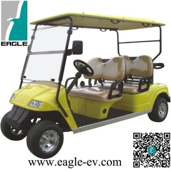 EEC Approved Electric Golf Cart pictures & photos