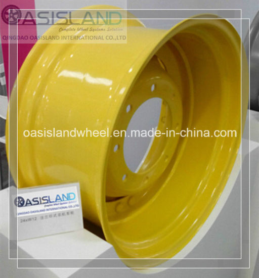 Tractor Wheel Rim (W12X24) for Agricultural Equipment