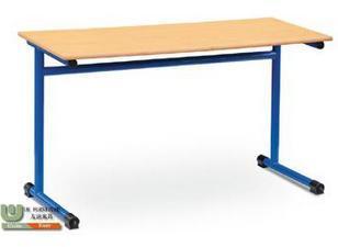 Ue Popular Double Desk, School Furniture
