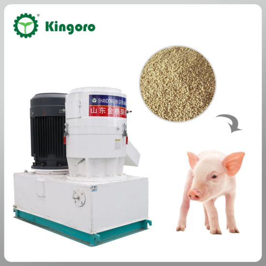 Wholesale Advanced Small Poultry Feed Pellet Machine pictures & photos