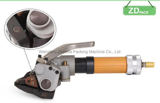 Pneumatic Steel Strapping Tool Manufacturer Hkzl-32t pictures & photos