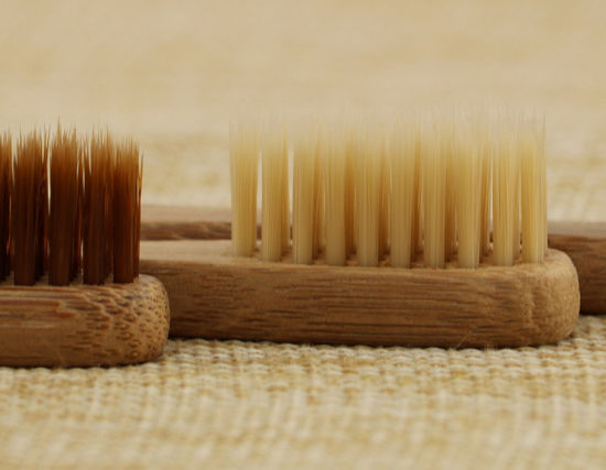 Bamboo Toothbrush with Soft Bristle