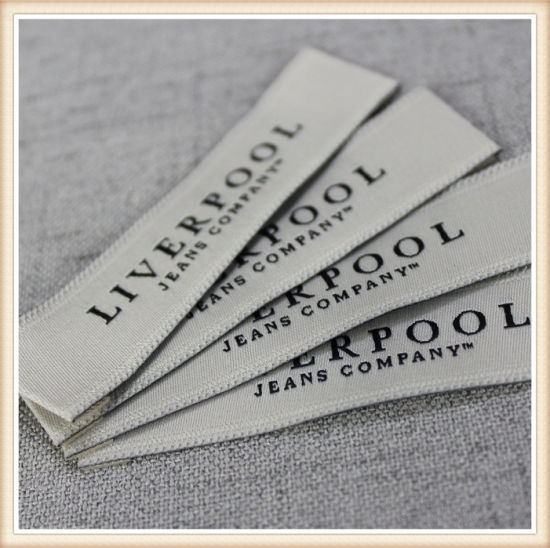 Custom Fabric Personalized Name Labels