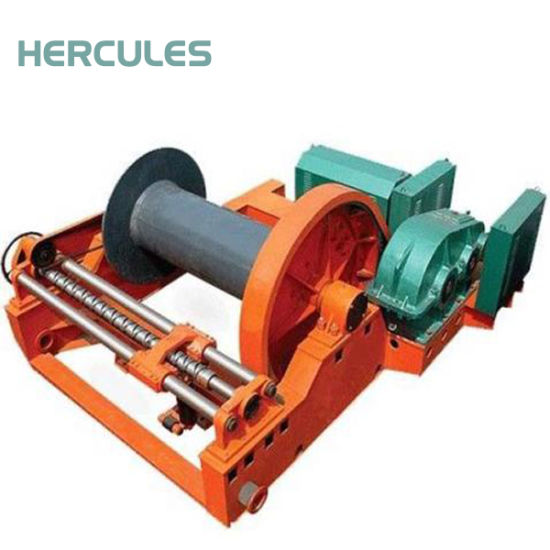 Professional Manufacturer Wire Rope Electric Winch for Sale pictures & photos