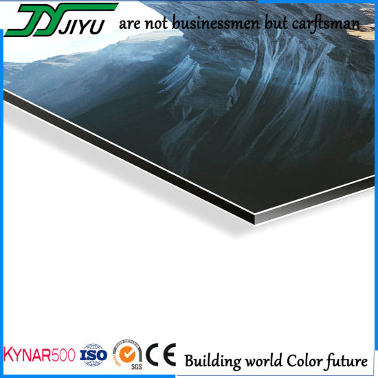 New Building Construction Material for External Advertising Wall Aluminum Composite Panel