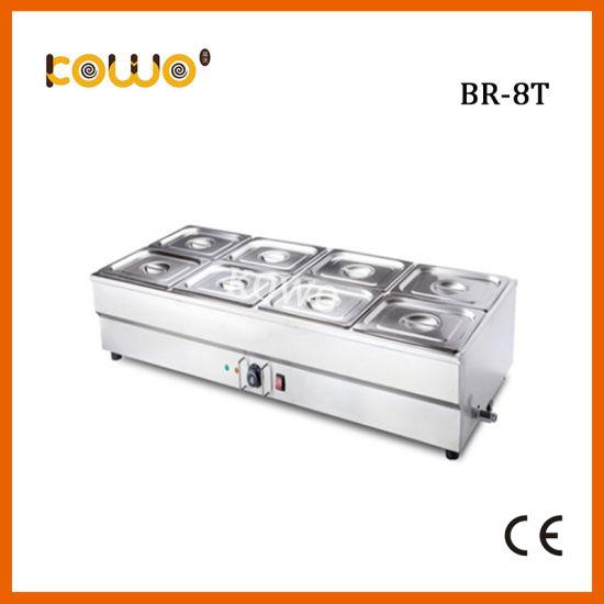 China Full Stainless Steel Restaurant Table Tops Food Buffet Warmer - Restaurant warmer table