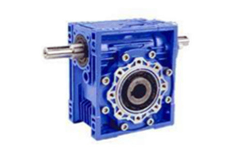 Double Input Worm Speed Reducer Nmrv Gearbox Transmission