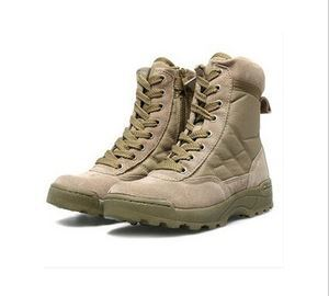 Desert Army Boots Military Tactical Boots for Outdoor Sports pictures & photos