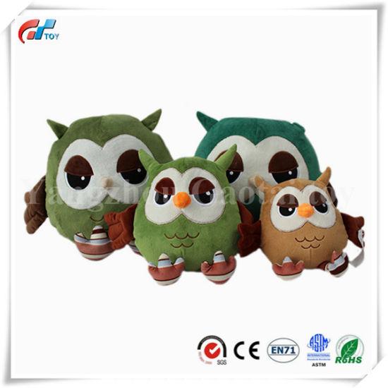 China Various Size Customized Cute Plush Owl Stuffed Toy China
