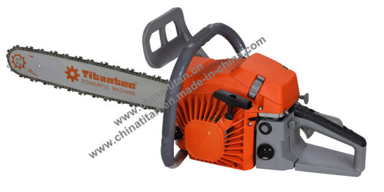 58cc Stable Quality Chain Saw with Quality Spare Parts Tt-CS5800-5