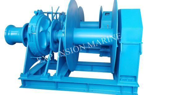 Marine Hydraulic Single Type Combined Windlass/Mooring Winch