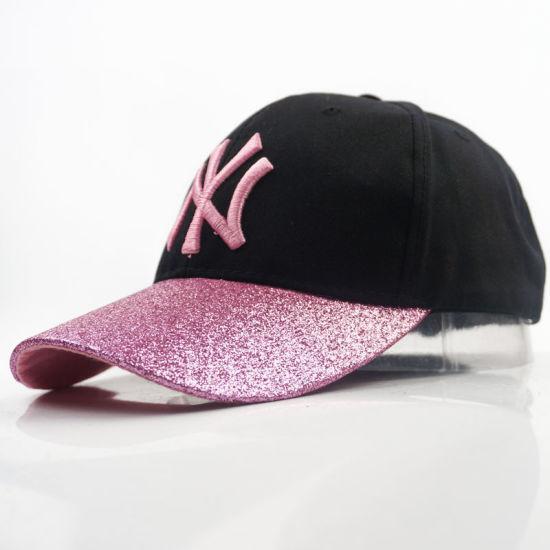 Wholesale Fashion Baseball Cap Hat with Ny Embroidery Logo