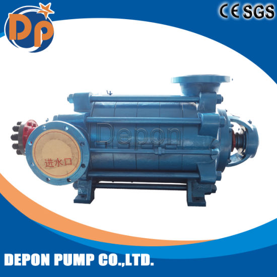 Vertical Multistage Water Pump for High Building pictures & photos