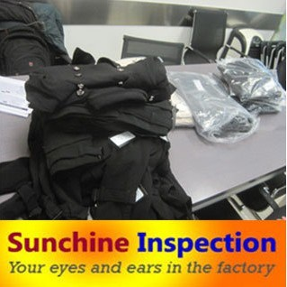 Garment Inspection Service in All China pictures & photos