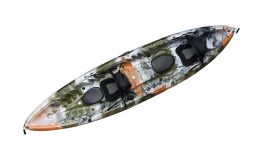 China (2+1) Person Sea Kayak - China Sea Kayaks, Double Kayaks