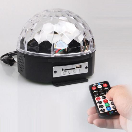 Alibaba Website Top Selling RGB LED Disco Mirror Ball Light pictures & photos