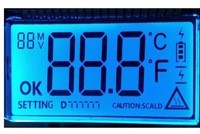 LCD Modules Display Electronic LCD Digital Clock pictures & photos