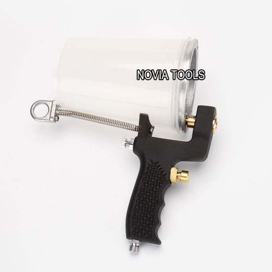 External Mixed Resin Spray Gun pictures & photos