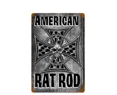 "Rectangle Metal Signs Plaque Wall Art Home Decoration with ""Motor Cycle"" pictures & photos"