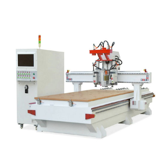 CNC Router Machine MDF Furniture Production Line pictures & photos