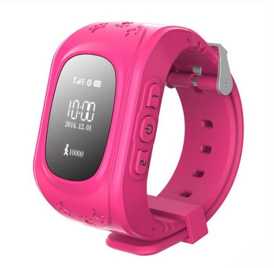 9ecc301bc Kids Smart Watch Phone with GPS Tracker Security Monitor pictures   photos