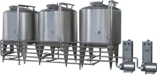 2017 Advanced CIP Cleaning System for Filling Machine