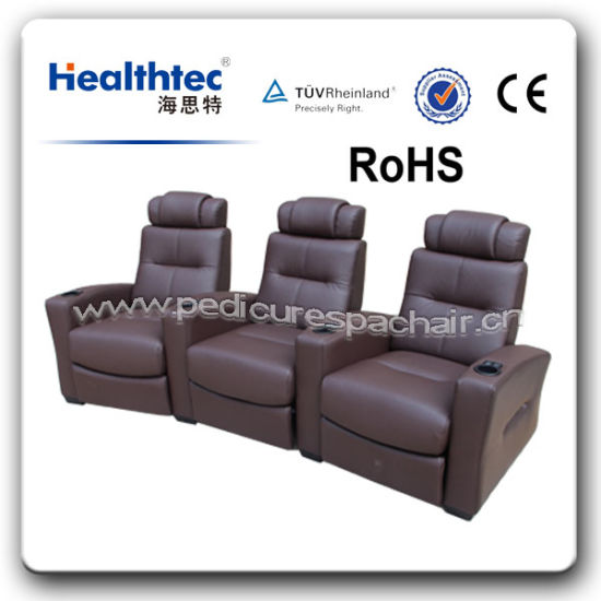 China Home Theater Recliner Furniture 3d Model T016 S