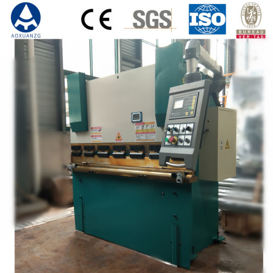 Cheap Plate Used Small Hydraulic CNC Press Brake with E21 for Sale, Sheet Metal Bending Machine with Detail Specification