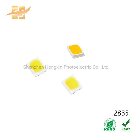 2835SMD 0.2W 3V High Lumen 100000-150000K Cool White Light SMD LED Chip