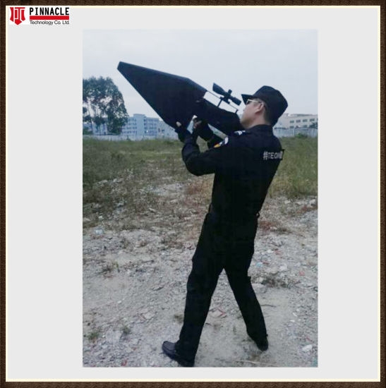 8 Frequencies Anti-Drones Long Range Drone Jammer/ Uav Jammer /GPS Jammer up to 1500m
