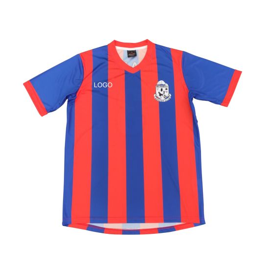 Nice Design Eco-Friendly Latest Style Soccer Jersey