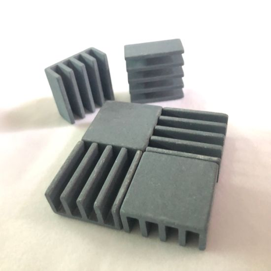 Insulation Refractory Silicon Carbide Ceramic Wick Radiator pictures & photos